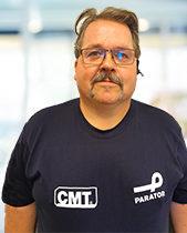 Anders Hellsten Verkstadschef Parator