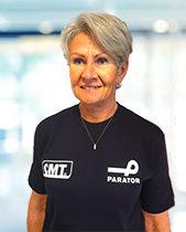 Birgitta Lundagårds, Ekonomi/Administration Parator