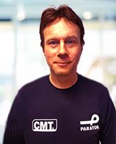 Patrik Lennartsson Parator