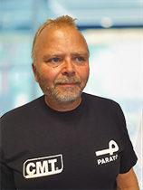 Thomas Ekman Platschef. Parator